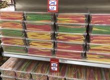 حلويات جلي بأسعار مخفضه جدا