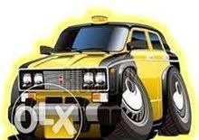 مطلوب تاكسي للشراء قسط