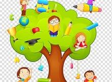 معلمة تأسيس وتعليم القراءة والكتابة للصفوف الاولية