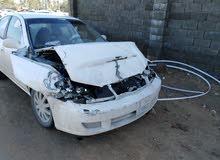 سياره سامسونغ 2004مخبوطه للبيع