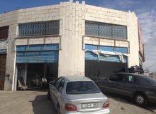محل للايجار بابين بدون خلو بالبيادر المنطقة الصناعية