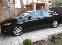 Black Ford Fusion 2013 for sale