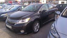 Blue Lexus HS 2010 for sale