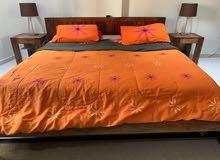 غرفة نوم من خشب برازيلي بدون عيوب