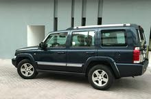 URGENT JEEP COMMANDER LIMITED