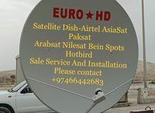 satellite service and Installation