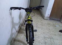 دراجتين هوائية جبلية نوع رنبو ونوع اخر