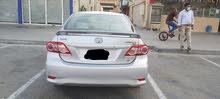 Toyota corolla 2013 model gcc