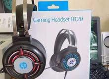 gaming Headset سماعات hp.