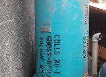 بطل هواء عامودي (500 لتر)
