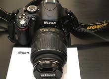 NIKON DSLR 5100 for sale