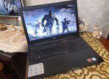 لابتوب ديل مع غرافيك. الجيل الثامن مع SSD بحالة ممتازة Dell Laptop