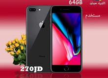 iPhone 8Plus 64G  مستخدم