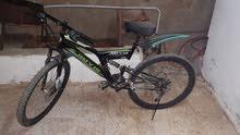 دراجه هوائية (بسكليته) نمره 26 بدون بريك خلفي
