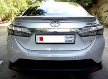 Toyota Corolla X 2.0 L 2016 Sport Edition Single Owner For sale
