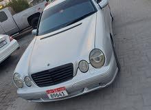 E55 مرسيدس موديل 2000