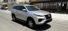 Toyota Fortuner 2021 (Silver)