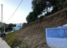 قطعة أرضية على الطريق الرئيسية للبيع في تطوان