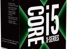 i5-7640X  4 Cores NEW