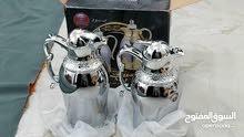 حافظة المشروبات ساخنة وباردة تدوم ل 18 ساعة نوعية vacuum flask jawhar للبيع