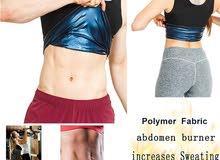 للرياضيين مشد حراري لتخفيف الوزن  وتشكيل الجسم