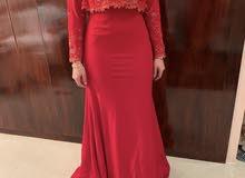 luxurious custom made occasion dress - فستان مناسبات فاخر
