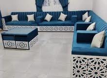 New sofa majlis making and old sofa repair