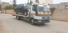 ساحبة ايروكارقو لخدمات النقل الخفيف والمتوسط داخل وخارج طرابلس