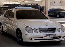 مرسيدس E500