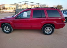 Jeep Cherokee 2002 For sale - Red color