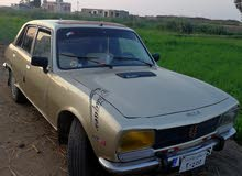 Peugeot 504 for sale in Mansoura