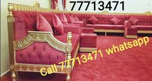 Re-upholstery and Making, sofa,, chair,, majlish, curtains  Call-77 71 34 71