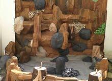 شلالات ونوافير تصنيع وتنفيز جميع انواع الشلالات والنوافير وتنصيق الحداءق