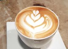 سطاه ماكينه قهوه جزائري ولدي الخبر في القهاوي الإيطالي  الباره والساخنه