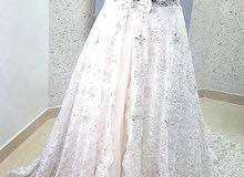 فستان عرس للاهداء