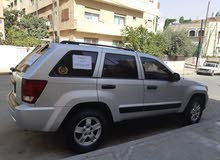 For sale 2005 Silver Cherokee