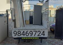 Truck .7.10.3ton house نقلبيت سامان نقل عام المنزلي اثنقل