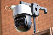 كاميرت مراقبة وعقود صيانة وانجاز