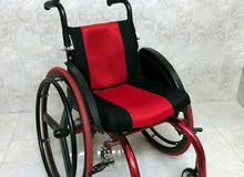 Sports Aluminum Wheelchair
