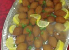 اكلات سورية حورانية كبة  شيشبرك