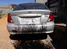 Hyundai Accent 2005 For sale - Grey color