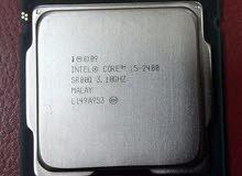 معالج للكمبيوتر المكتبي core i5 جيل ثاني للبيع