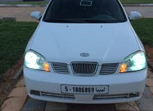 White Daewoo Lacetti 2004 for sale