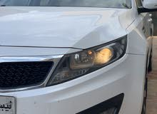 Gasoline Fuel/Power   Kia Optima 2010