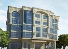 مبنى ادارى للايجار او البيع بموقع متميز بالشيراتون