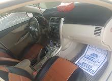 Toyota Corolla 2008 For sale - White color