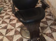 كرسي حلاقه وكراسي زباين عده صالون