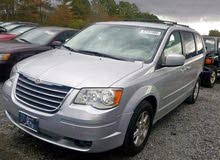 Gasoline Fuel/Power   Chrysler Town & Country 2008