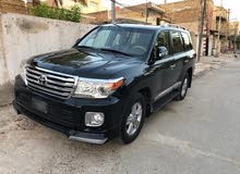 Automatic Toyota 2012 for sale - New - Basra city