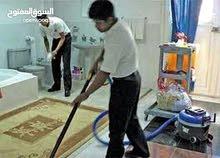 شركه جنه الرحمن نظافة عامه وغسيل با البخار بمكه